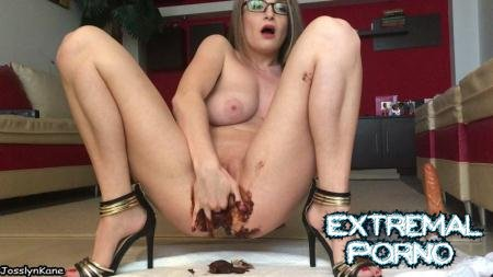 JosslynKane - I will show you how dirty I can be (Scatshop)