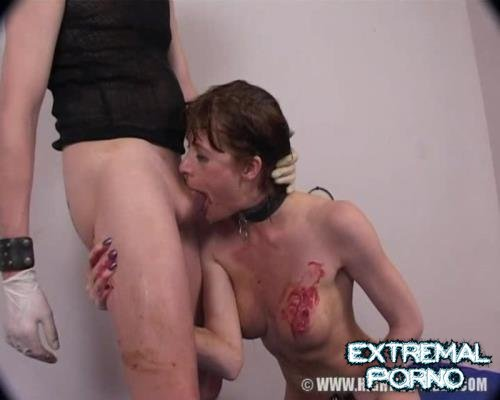 Jennifer - British Bizarre 5 - Enema Slave Girl (Hightide-Video)